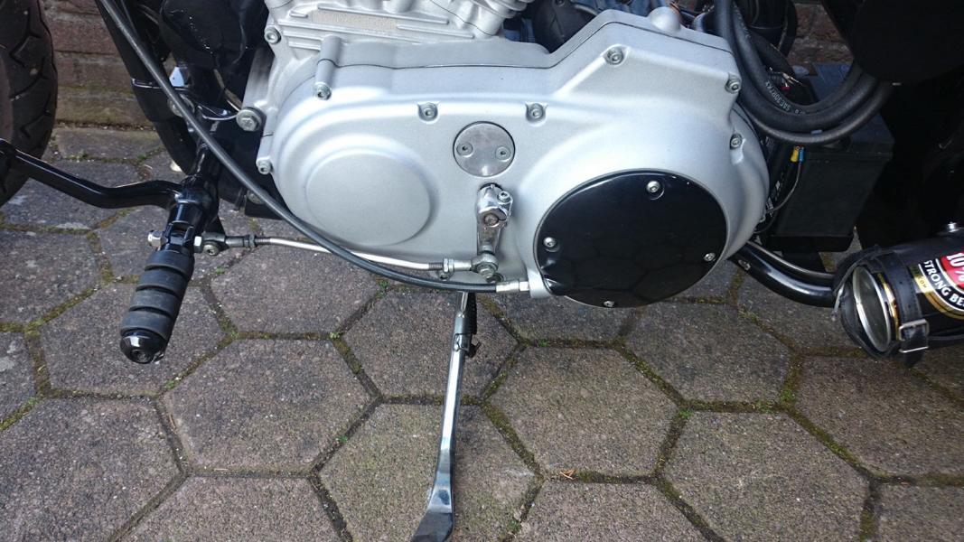 Harley Davidson  Superlow Gebraucht